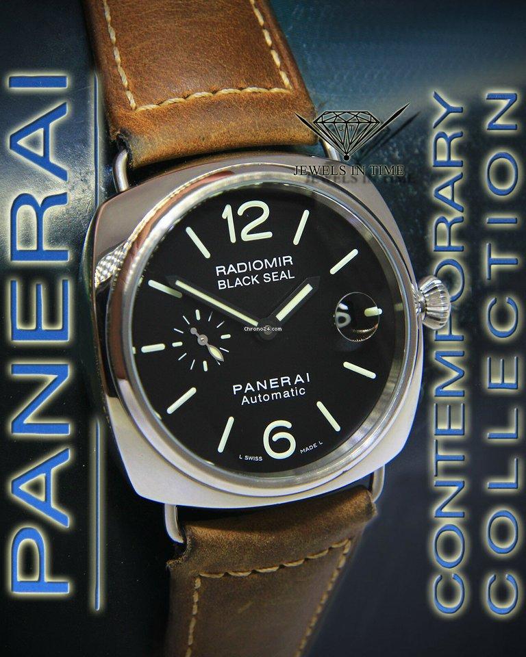 521636ab0f8e Panerai Radiomir Black Seal - all prices for Panerai Radiomir Black Seal  watches on Chrono24