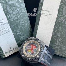 Audemars Piguet Royal Oak Offshore Grand Prix Carbon 44mm Black No numerals United Kingdom, Lytham St Annes