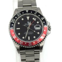 Rolex 16710 Steel 1997 GMT-Master II 40mm pre-owned