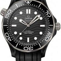 Omega Seamaster Diver 300 M Keramiek 43.5mm Zwart