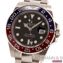 Rolex GMT-Master II 116719BLRO 2016 new