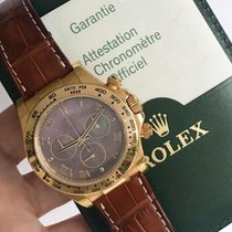 Rolex Daytona Ouro amarelo 40mm Madrepérola Romanos Brasil, Rio de Janeiro