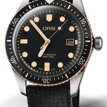 Oris Divers Sixty Five 01 733 7720 4354-07 4 21 18 2019 new