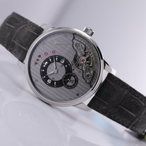 Glashütte Original 1-66-06-04-22-05 Steel 2019 PanoInverse 42mm new United States of America, New Jersey, Princeton