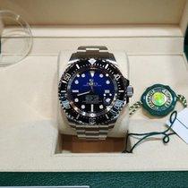 Rolex Sea-Dweller Deepsea Acier 44mm Bleu Sans chiffres Belgique, Antwerpen