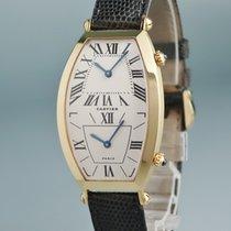 까르띠에 옐로우골드 쿼츠 26mm 중고시계