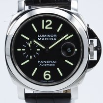 Panerai Luminor Marina Automatic Steel Black United States of America, Georgia, ATLANTA