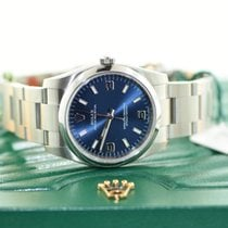 Rolex Air King Steel 34mm Blue Arabic numerals United States of America, Georgia, Snellville