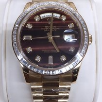 Rolex Day-Date 36 118238 2015 pre-owned