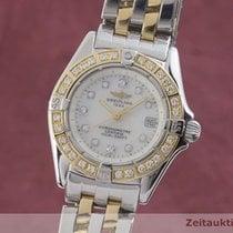 Breitling Callistino D72345 2004 gebraucht