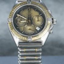Breitling Chronomat Or/Acier 36mm Arabes