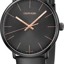 ck Calvin Klein Steel K8M214CB new