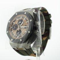 Audemars Piguet Royal Oak Offshore Chronograph Stahl 44mm Champagnerfarben Keine Ziffern