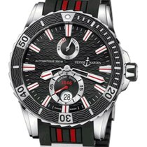 Ulysse Nardin Diver Chronometer 263-10-3R/92 new