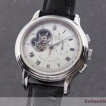 Zenith El Primero Chronomaster Otel 45mm Argint