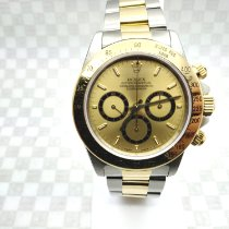 Rolex 16523 Gold/Steel 1991 Daytona 40mm pre-owned
