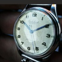 Cortébert Steel 32mm Automatic pre-owned United States of America, North Carolina, Charlotte