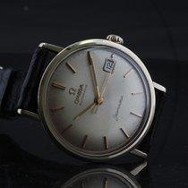 Omega Gold/Stahl 1960 Seamaster DeVille gebraucht