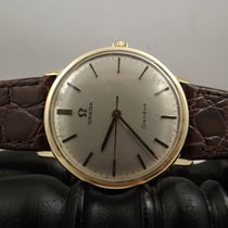 Omega Geneve in oro 18kt 750 carica manuale cal. 601