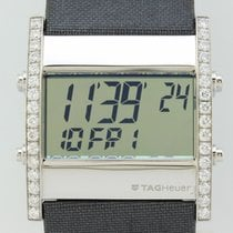 TAG Heuer Microtimer Steel 38mm No numerals