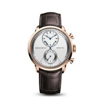 Arnold & Son Rose gold 44mm Manual winding 1CHAR.S01A new