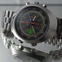 Omega Flightmaster MKI 'Tropical' dial 1159 band ...