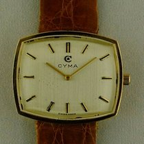 Cyma Yellow gold 27mm Manual winding 1890 pre-owned Canada, Toronto