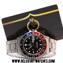 Rolex GMT-Master 16750 Ful Set Ser. R Like New Just Service