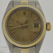 Rolex Oyster Perpetual Datejust 6917 Stahl/Gold