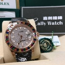 Rolex 116695 SATS Rose gold Yacht-Master 40