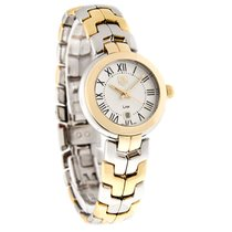 TAG Heuer Link Series Ladies TwoTone Swiss Quartz Watch...