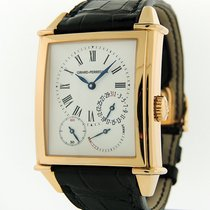 Girard Perregaux Rose gold Automatic White Roman numerals 37mm new Vintage 1945