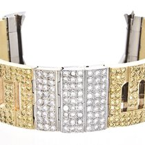 Jacob & Co. 22mm  18k Yellow Gold & Stainless Steel...