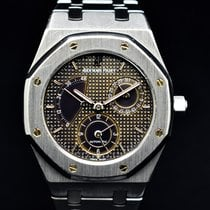 Audemars Piguet Royal Oak Dual Time Tropical dial