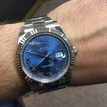Rolex Datejust II Steel 41mm Blue United States of America, California, San Francisco