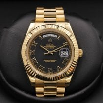 Rolex Day Date Ii 218238 Yellow Gold
