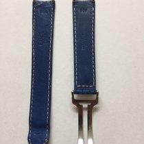 Ebel Blue Shark Skin leather strap
