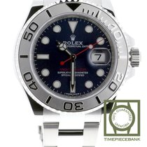 Rolex Yacht-Master 40 Acier 40mm Bleu
