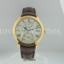 Glashütte Original Senator Chronometer occasion Cuir