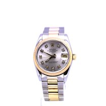 Rolex Lady-Datejust Gold/Steel 31mm Silver No numerals United States of America, Florida, Key Largo