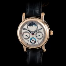 Christiaan v.d. Klaauw Rose gold 40mm Automatic pre-owned