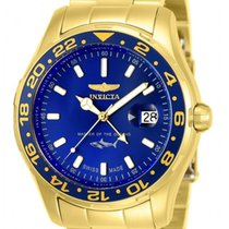 Invicta Steel Quartz 25823 new