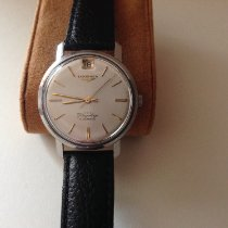 Longines 35mm Automatic pre-owned Flagship Silver