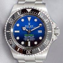 Rolex Sea-Dweller Deepsea neu 44mm Stahl
