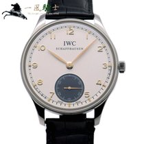 IWC Portuguese Hand-Wound 스틸 44mm