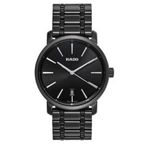 Rado 45mm Quartz new DiaMaster Black