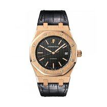 Audemars Piguet 15400or.oo.d002cr.01 Rose gold Royal Oak Selfwinding 41mm new United States of America, New York, NYC