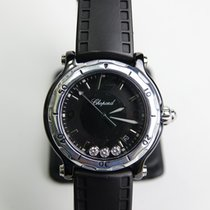 萧邦 鋼 38.5mm 石英 W05790, Chopard, Happy Diamond 二手 香港, Central