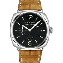 Panerai Radiomir 10 Days GMT new 2019 Automatic Watch with original box and original papers PAM00323