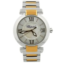 Chopard Imperiale Gold/Steel 36mm Mother of pearl Roman numerals United States of America, California, Fullerton